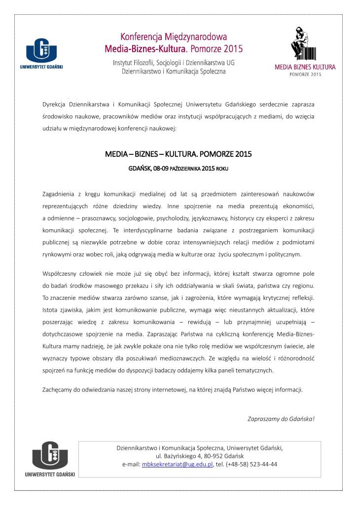 informacja o Media_Biznes_Kultura_2015