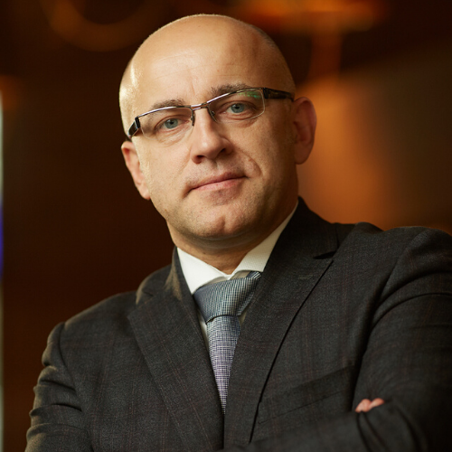 prof. UW dr hab. Dariusz Tworzydło